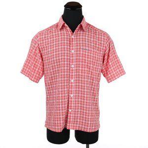 Simms Short Sleeve Fishing Shirt Medium